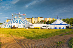 Circus. Royalty Free Stock Photography