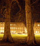 The Circus at night, Bath Stock Image