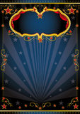 Circus night luxurious party Royalty Free Stock Photo