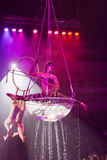 Circus performers Stock Photography