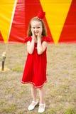 Circus Princess Royalty Free Stock Photo