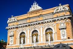 Circus of Saint Petersburg, Russia Royalty Free Stock Photos