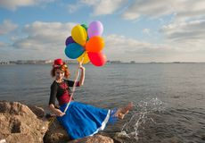 Circus of the sea Royalty Free Stock Photo