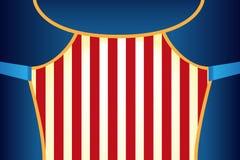 Circus show poster template Stock Image