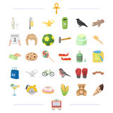 Circus, sport, travel and other web icon in cartoon style.building, cooking, alcohol icons in set collection. Circus, sport, travel and other  icon in cartoon Stock Image