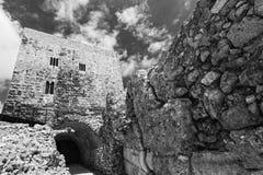 Circus of Tarragona ruins Stock Photography