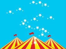 Circus tent Stock Photo