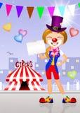 Circus tent Royalty Free Stock Photos