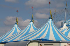 A circus tent Stock Photography
