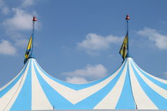 A circus tent. In Germany Stock Photos