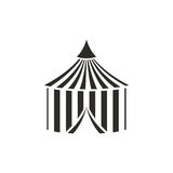 A Circus Tent Royalty Free Stock Photo