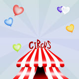 Circus tent Stock Photos