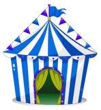 A circus tent Stock Photos