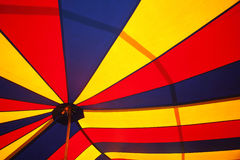 Circus tent pattern Stock Photo