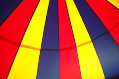 Circus tent pattern. On a cloth texture Stock Photo