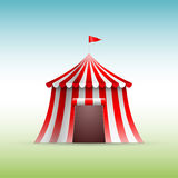Circus Tent Stock Photography