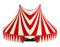 Circus tent Royalty Free Stock Photography