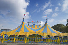 Circus tents Royalty Free Stock Images