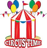 Circus Time Royalty Free Stock Photo