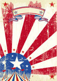 Circus van Amerika Stock Afbeeldingen