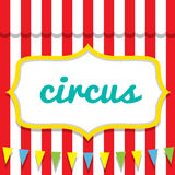 Circus Vector Illustration Royalty Free Stock Photos