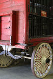 Circus Wagon Royalty Free Stock Photo