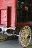 Circus Wagon royalty free stock photo