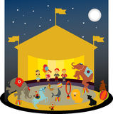 CircuScene Royalty Illustrazione gratis