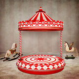 Circusstadium Stock Afbeeldingen