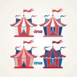 Circustent Stock Foto