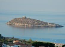 Cirella-Insel Stockbilder