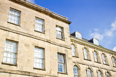 Cirencester buildings Royalty Free Stock Images
