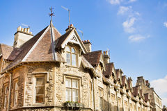 Cirencester buildings Royalty Free Stock Photography
