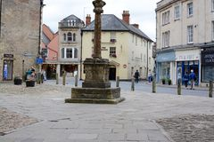 Cirencester town centre Stock Photography
