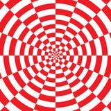 Cirkel abstracte slag als achtergrond royalty-vrije stock fotografie