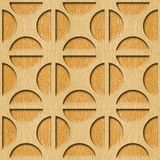 Cirkel decoratief patroon - Decoratieve cirkelvorm stock illustratie