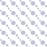 Cirkel Dots Pattern Stock Foto