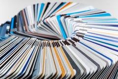 Cirkel van schuld stock fotografie