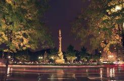 cirkelcolumbus nyc Royaltyfri Bild