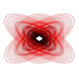 cirkeldesigne Arkivbild