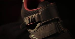 Cirkelende schoen Stock Foto's
