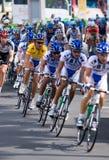 Cirkelende sport stock foto
