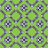 cirkelfyrkanter Arkivbild
