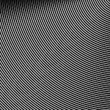 Cirkelmodell med dynamiskt, irregularlinjer Geometriskt cirkulär vektor illustrationer
