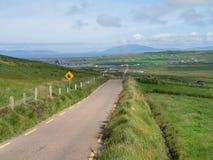 Cirkeln av kerry, Irland Arkivbilder