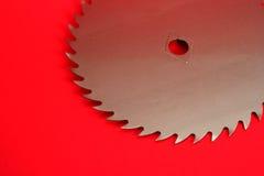 cirkelsåg Arkivfoto