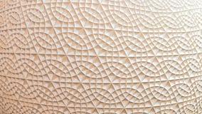 Cirkels Geweven Marmeren Geometrische Achtergrond stock foto
