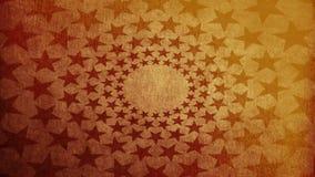 Cirkels van sterren Royalty-vrije Stock Foto's