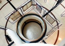 Cirkelsgalerij royalty-vrije stock foto's
