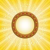 Cirkelstort festtält Royaltyfria Foton